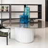 Carmen Round Dining Table - Aalto Furniture