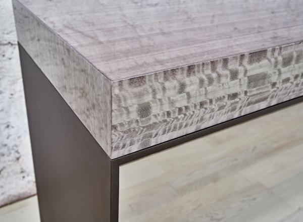Santorini Steel Console - Aalto Furniture