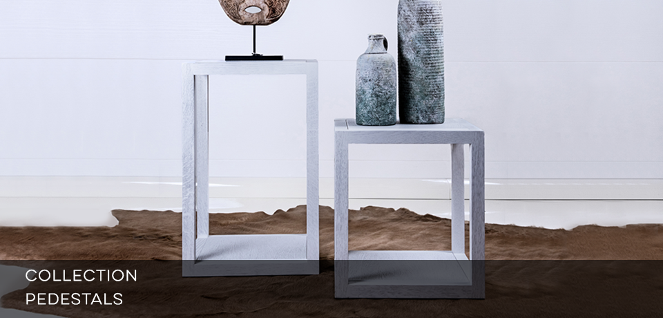 Pedestals Collection - Aalto Furniture