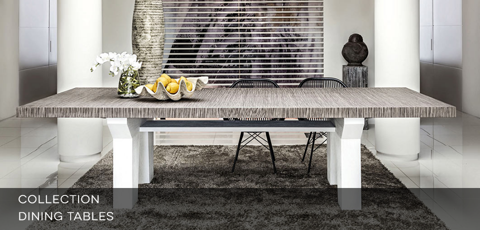 Dining Table Collection - Aalto Furniture