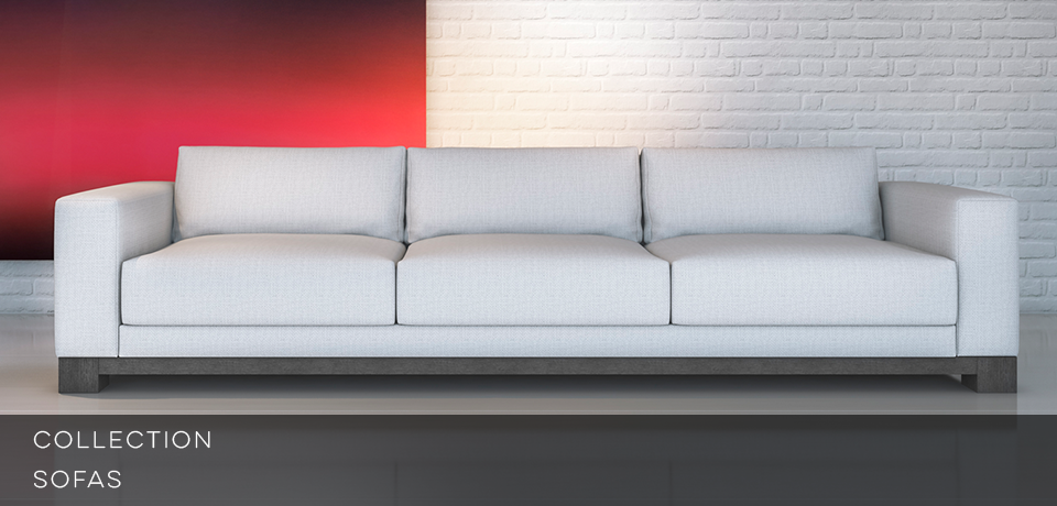 Sofa Collection - Aalto Furniture