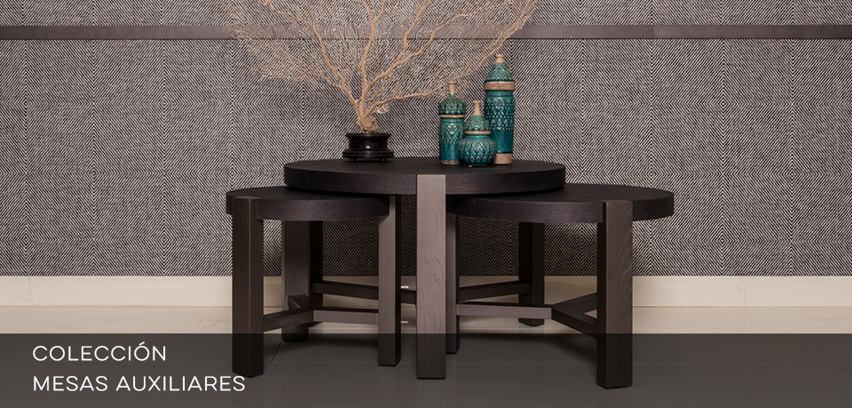 Coleccion Auxiliares - Aalto Furniture