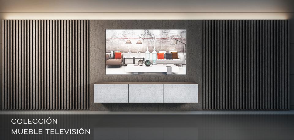 Coleccion Mueble Televisión - Aalto Furniture